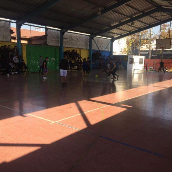 Final torneo de Baby fútbol